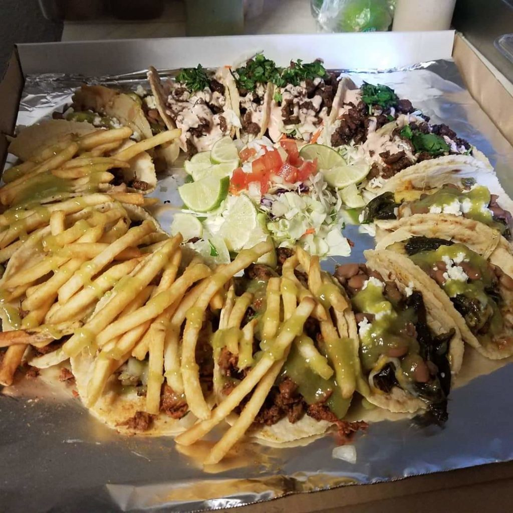 Azul's Taco House - Taco Party Platter